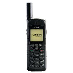 Iridium 9555 Satellite Phone Complete Kit